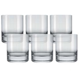 Copo Vas Rocks em Cristal 320ml - Nadir