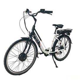 Bicicleta Elétrica Atrio BI183 Aro 26 Preta