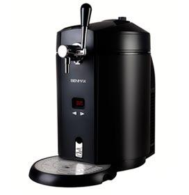 Chopeira Elétrica Maxicooler Benmax com Capacidade de 5 Litros Preta - BMMCB