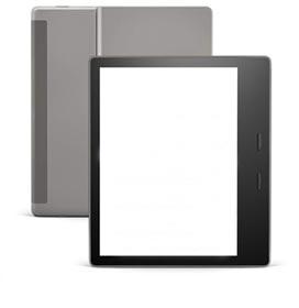 E-reader Amazon Novo Kindle Oasis com 7, Wi-Fi, 8GB, Preto - B07L57H5X4