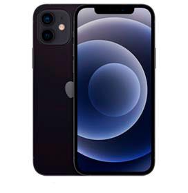 iPhone 12 Mini Preto, com Tela de 5,4, 5G, 64 GB e Câmera Dupla ultra-angular e grande-angular de 12 MP - MGDX3BZ/A