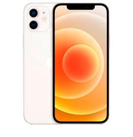 iPhone 12 Mini Branco, Tela de 5,4, 5G, 128 GB e Câmera Dupla de 12MP Ultra-angular + 12MP Grande-angular - MGE43BZ/A