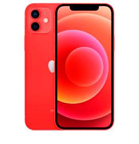 iPhone 12 Mini Vermelho, Tela de 5,4, 5G, 256 GB e Câmera Dupla de 12MP Ultra-angular + 12MP Grande-angular - MGEC3BZ/A
