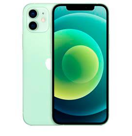 iPhone 12 Verde, com Tela de 6,1, 5G, 64 GB e Câmera Dupla de 12MP Ultra-angular + 12MP Grande-angular - MGJ93BZ/A