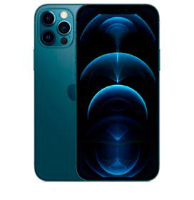 iPhone 12 Pro Azul-Pacífico, com Tela de 6,1, 5G, 256 GB e Câmera Tripla de 12MP - MGMT3BZ/A