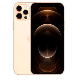 iPhone 12 Pro Dourado, com Tela de 6,1, 5G, 512 GB e Câmera Tripla de 12MP - MGMW3BZ/A