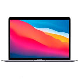 MacBook Air, Chip M1, 8GB, 512GB SSD, Tela de 13, Cinza - MGN73BZ/A
