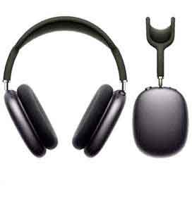 Fone de Ouvido Apple AirPods Max Headphone Cinza Espacial - MGYH3BE/A