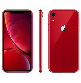iPhone XR Vermelho, com Tela de 6,1, 4G, 128 GB e Câmera de 12 MP - MH7N3BR/A
