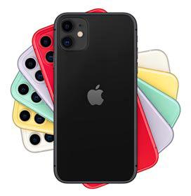 iPhone 11 Preto, com Tela de 6,1, 4G, 128 GB e Câmera de 12 MP - MHDH3BR/A