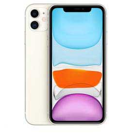 iPhone 11 Branco, com Tela de 6,1, 4G, 256 GB e Câmera de 12 MP - MHDQ3BR/A