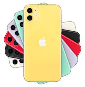 iPhone 11 Amarelo, com Tela de 6,1, 4G, 256 GB e Câmera de 12 MP - MHDT3BZ/A