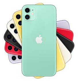 iPhone 11 Verde, com Tela de 6,1, 4G, 256 GB e Câmera de 12 MP - MHDV3BZ/A