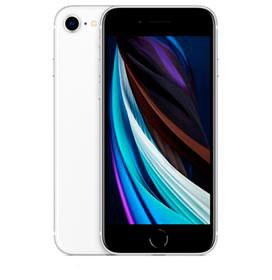 iPhone SE Branco, com Tela de 4,7, 4G, 128 GB e Câmera de 12 MP - MHGU3BR/A