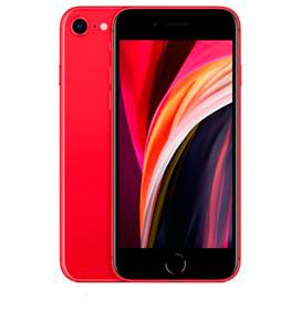 iPhone SE Vermelho, com Tela de 4,7, 4G, 128 GB e Câmera de 12 MP - MHGV3BR/A