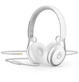 Fone de Ouvido Headphone Beats EP Branco - ML9A2BEA