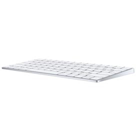 Teclado Magic Keyboard Prata para Mac - Apple - MLA22BZA