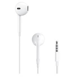 Fone de Ouvido Apple EarPods Intra-Auricular com Conector 3,5 mm Branco - MNHF2BZ/A