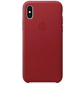 Capa para iPhone X de Couro RED - Apple - MQTE2ZM/A