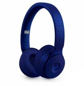 Fone de Ouvido Beats Solo Pro Wireless Noise Cancelling More Matte Collection Headphone Dark Blue - MRJA2BE/A