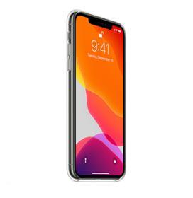 Capa para iPhone 11 Pro Max Clear Case de Policarbonato Transparente - Apple - MX0H2ZM/A