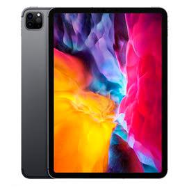 iPad Pro 2° Geração Cinza-espacial com Tela de 11, 4G, 256 GB e Processador A12z Bionic - MXE42BZ/A