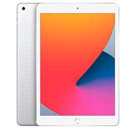 iPad 8° Geração Prateado com Tela de 10,2, Wi-Fi, 32 GB e Processador A12 Bionic - MYLA2BZ/A