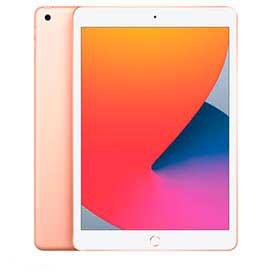 iPad 8° Geração Dourado com Tela de 10,2, Wi-Fi, 128 GB e Processador A12 Bionic - MYLF2BZ/A
