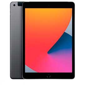 iPad 8° Geração Cinza Espacial com Tela de 10,2, 4G, 32 GB e Processador A12 Bionic - MYMH2BZ/A