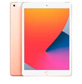 iPad 8° Geração Dourado com Tela de 10,2, 4G, 32 GB e Processador A12 Bionic - MYMK2BZ/A