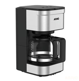 Cafeiteira Arno Preferita Preta para Café em Pó - CFPF