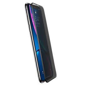 Película Curva de Privacidade para iPhone XR e 11 em Vidro Temperado - Baseus - SGAPIPH61-TG01
