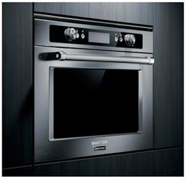 Forno Elétrico de Embutir Brastemp Gourmand Vapor com 34 Litros de Capacidade, Grill Inox - BOD45AR
