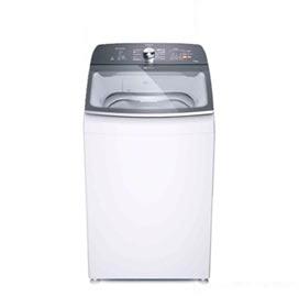 Lavadora de Roupas Brastemp 12Kg Branca com 12 Programas de Lavagem e Filtro Elimina Fiapos - BWK12AB
