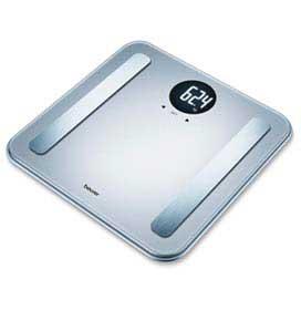 Balança Digital em Vidro Beurer com Visor LCD para até 180 kg - BF198