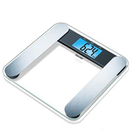 Balança de Banheiro Beurer para até 180 kg - BF220