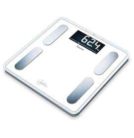 Balança Digital de Diagnóstico Beurer para até 200 kg - BF 400 White