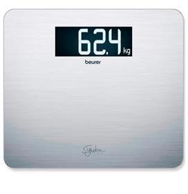 Balança Digital em Vidro Beurer para até 200 kg - GS 405