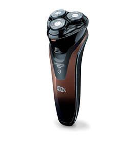 Máquina de Barbear Rotativa Beurer Uso Molhado - HR 8000