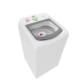 Lavadora de Roupas Consul 9kg Branca com 15 Programas de Lavagem com Dosagem Extra Econômica - CWB09AB