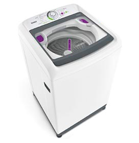 Lavadora de Roupas Consul 16Kg Branca com 16 Programas de Lavagem e Ciclo Edredom - CWL16AB
