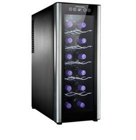 Adega de Vinhos Electrolux para 12 Garrafas com até 18° C - ACS12