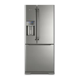 Refrigerador Multidoor Electrolux Home Pro de 03 Portas Frost Free com 538 Litros e Tecnologia Inverter, Inox - DM86X