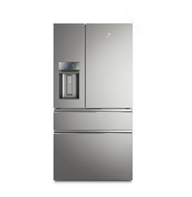 Refrigerador French Door Electrolux com 04 Portas Frost Free com 540 Litros e Aplicativo Home Platinum - DM91X
