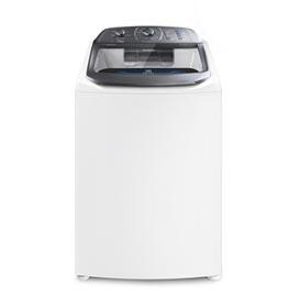 Lavadora de Roupas Electrolux Premium Care 13kg Branca com 12 Programas de Lavagem e Conectada App Home+ - LWI13