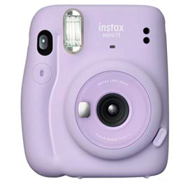 Câmera Instantânea Instax Mini 11 Fujifilm Lilás - 705065896