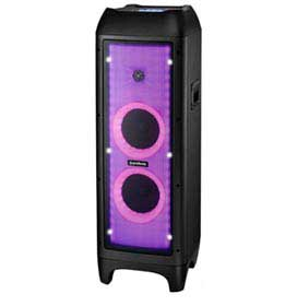 Caixa Amplificada Gradiente Full LED com Potência de 1500W - GCL106