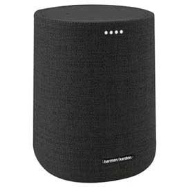 Caixa de som Portátil Ativada por voz Harman Kardon com Potência de 40W RMS Bluetooth - Citation One BLK
