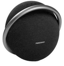 Caixa de Som Bluetooth Harman Kardon Onyx Studio 7 com Potência de 50W RMS - HKOS7BLKBR