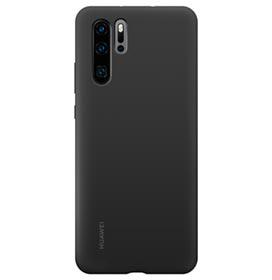 Capa Protetora para Huawei P30 Pro com Acabamento Soft Touch de Silicone Preta - Huawei - HW-51992872